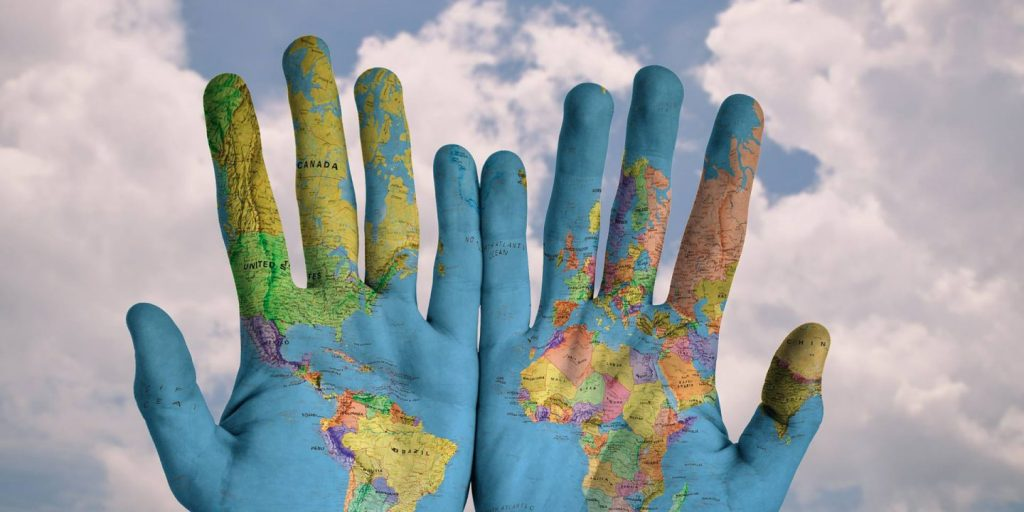 GLOBALIZATION IS GOOD, BUT CARE TO EXPLAIN WHY?