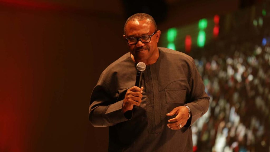 Peter Obi takes school project to Rwanda, Kenya