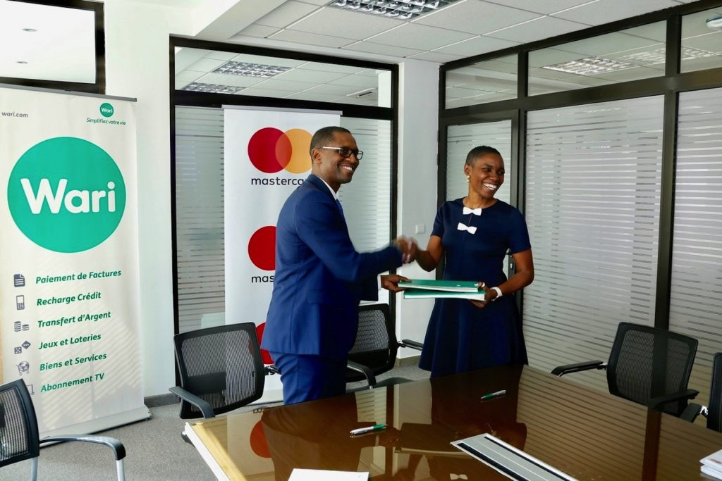 WARI AND MASTERCARD PARTNER TO BOOST DIGITAL PAYMENT IN 35 AFRICAN COUNTRIES