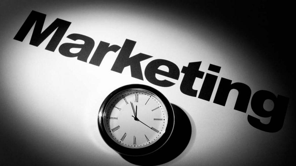 Digital marketing strategy Push vs pull