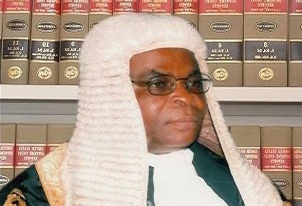 Justice Walter Onnoghen has been confirmed as the Chief Justice of Nigeria by the Nigeria Senate.